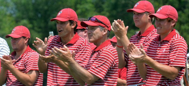 Alabama Leads Top Seeds Into Men's NCAA Golf Championships