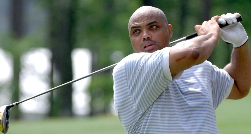 Charles Barkley Tried Hypnosis, 'Woke Up With Same Crappy Golf Swing'