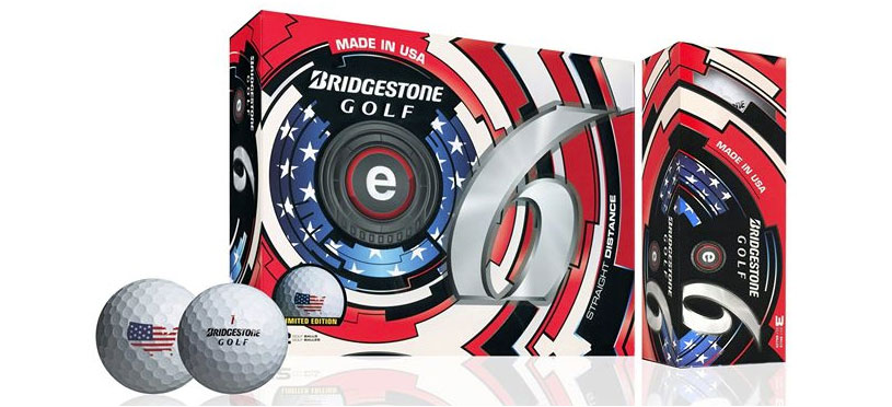Bridgestone e6 Limited Edition Golf Balls