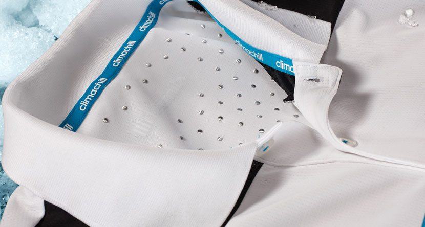 adidas Golf climachill Polo Keeps You Cool On the Course