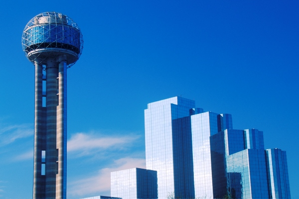 Dallas Reunion Tower 600