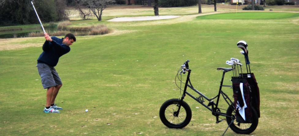 Coming Soon To a Course Near You: The Golf Bike