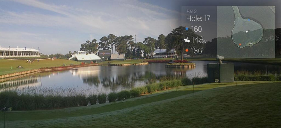 The Players Championship Receives Google Glass Treatment