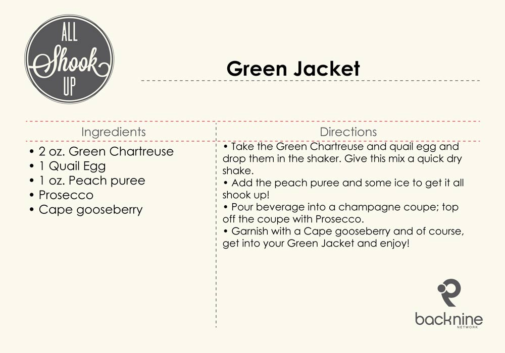 GreenJacketRecipeCard