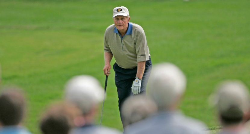 Jack Nicklaus Makes Dream a Reality With Muirfield Village