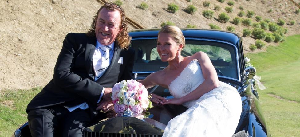 Miguel Angel Jimenez Has World's 'Most Interesting' Wedding