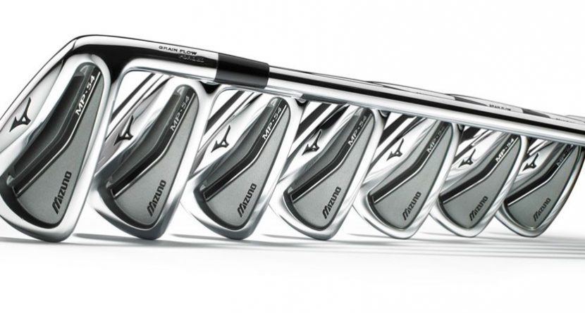 Gearing Up: Mizuno MP-54 Irons Review