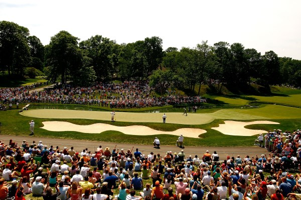 Muirfield Village green 600