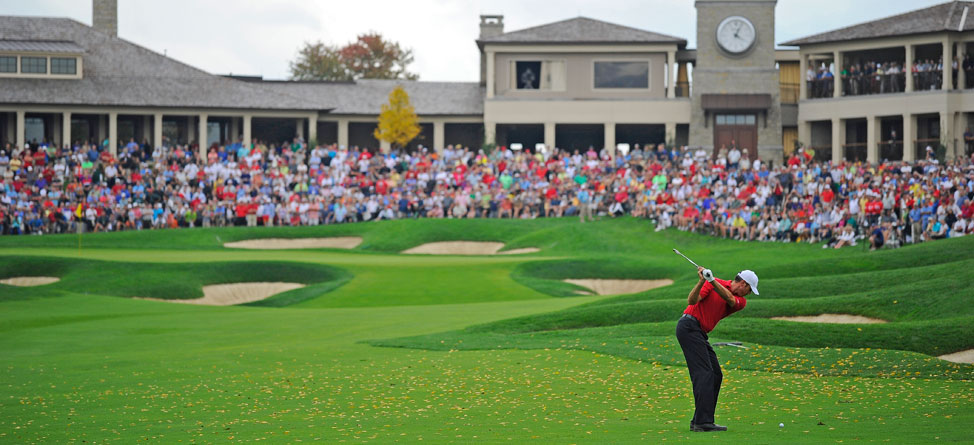 Tournament Hole of the Week: The Memorial Tournament