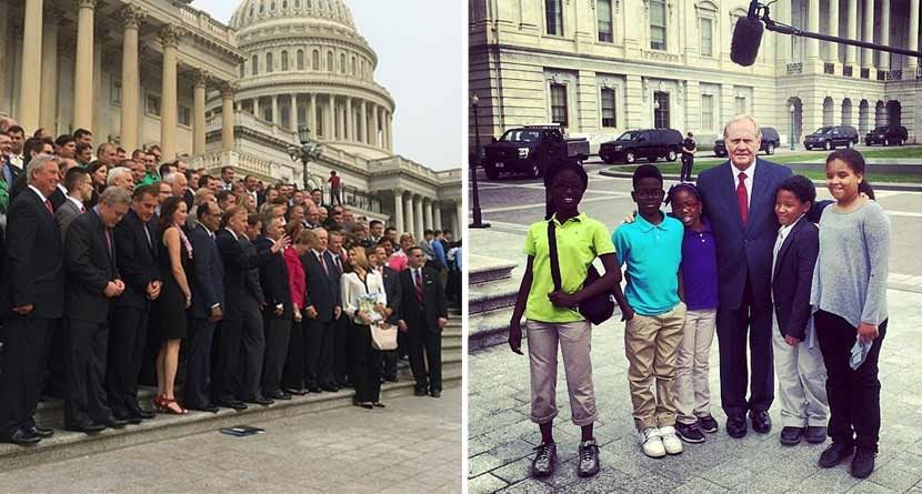 Jack Nicklaus Kicks Off National Golf Day in Washington D.C.