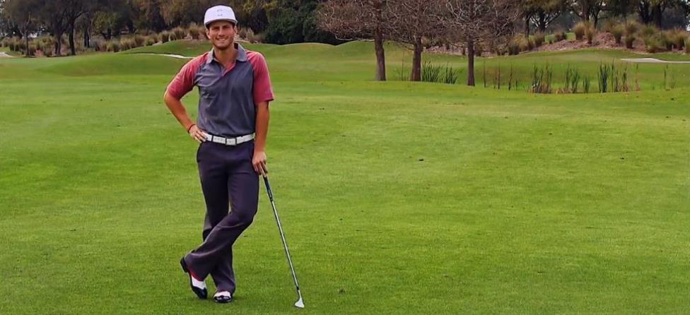 Golfer Shooting For Love on 'The Bachelorette'