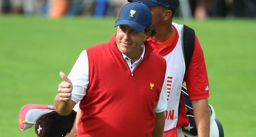 Phil Mickelson Sees Multiple Olympics, U.S. Open Wins in Future