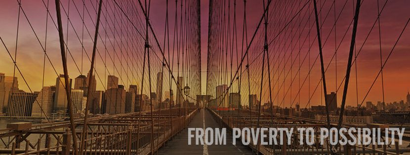 Robin Hood Benefit 2014: From Poverty to Possibility