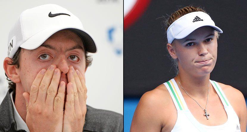 Rory McIlroy Breaks Off Engagement to Caroline Wozniacki