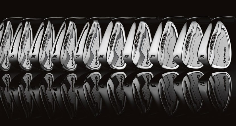 TaylorMade Announces SLDR Irons