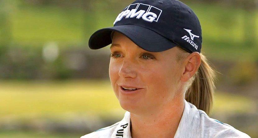 Women's PGA Championship In As New Major