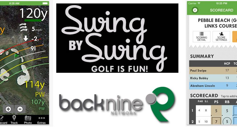 Back9 Acquires Top-Ranked Golf App Swing By Swing