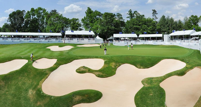 Tournament Hole of the Week: BMW Charity Pro-Am