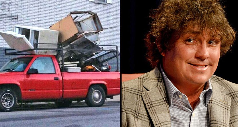 Why is Jason Dufner Obsessed with Overloaded Cars?