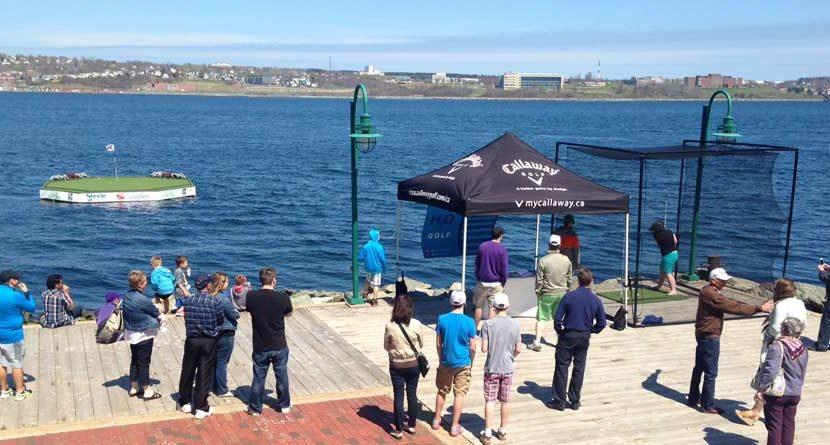 TPC Sawgrass' Island Green Moves to… Halifax?