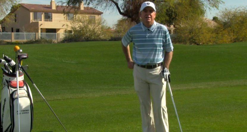 Performance Friday: PGA Professional Jeff Symmonds