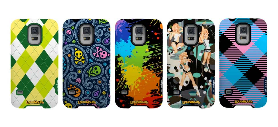 Loudmouth Smartphone Cases Coming this Fall