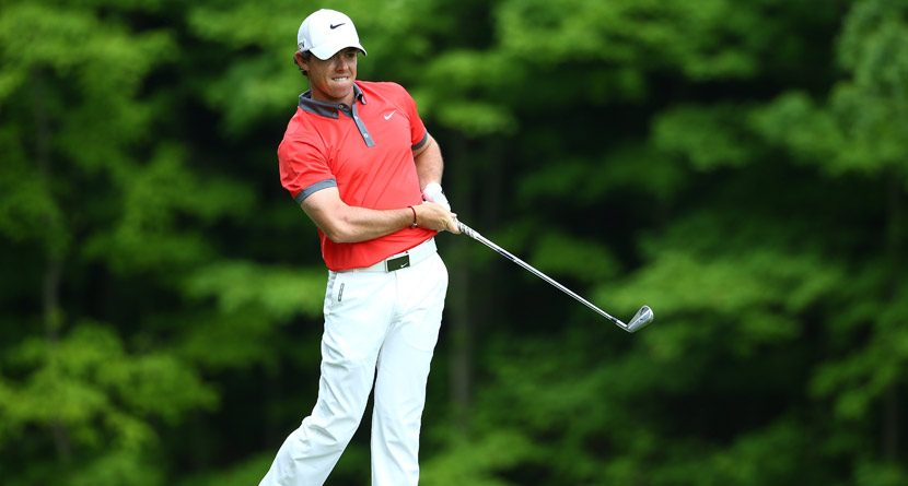 Video: Rory McIlroy 'Twerked' on the 7th Hole