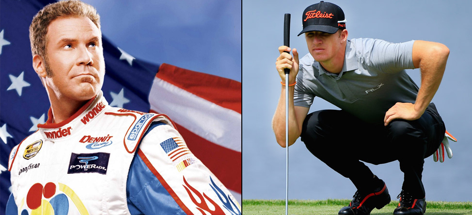 Morgan Hoffmann Sports 'Talladega Nights' Wedges