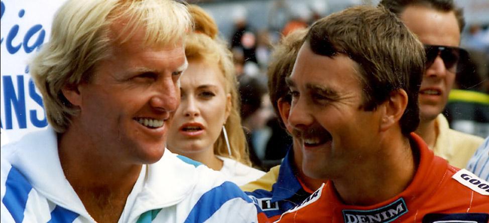 Top 9 Formula 1 & IndyCar Golfers