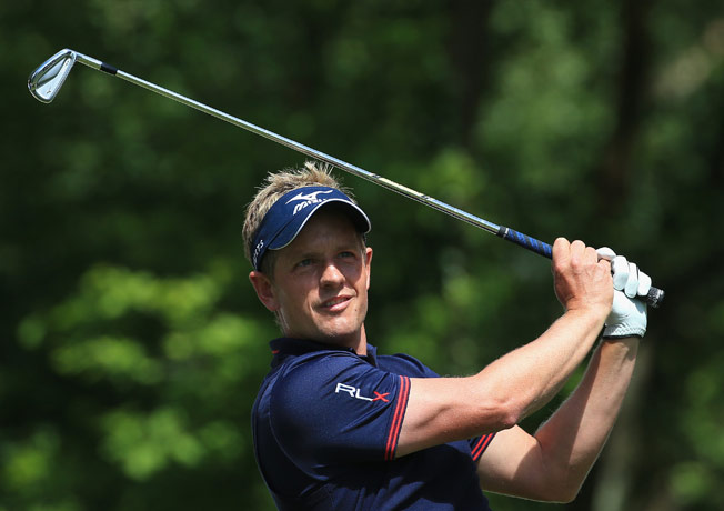 Luke Donald Leads As Jason Day Crumbles At RBC Heritage