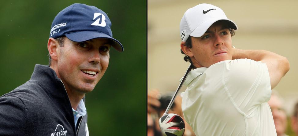 The Odds: Matt Kuchar, Rory McIlroy Favorites This Weekend