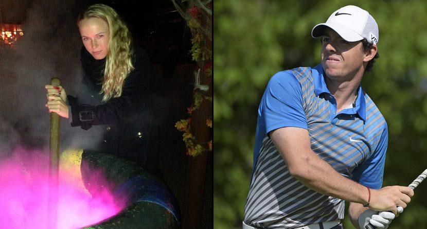 Did Caroline Curse Rory?