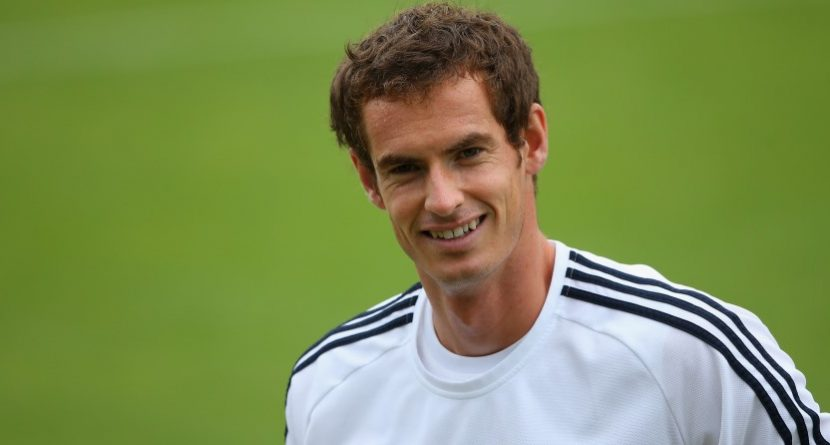 Andy Murray: I've Never Lost a Game of Golf for Money