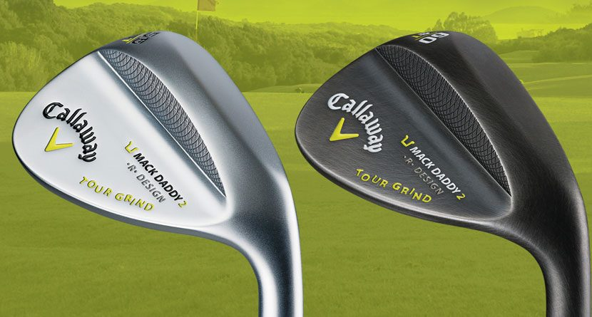 Callaway Golf Releases Mack Daddy 2 Tour Grind Wedges