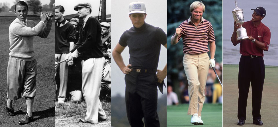 The 5 Golfers Who Have Achieved the Career Grand Slam