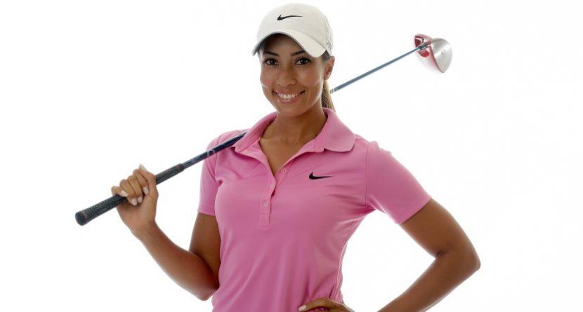 Cheyenne Woods Eyes Major Impression at U.S. Women's Open