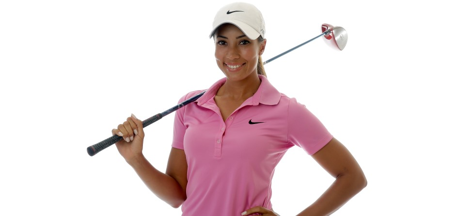 Cheyenne Woods Eyes Major Impression at U.S. Women's Open