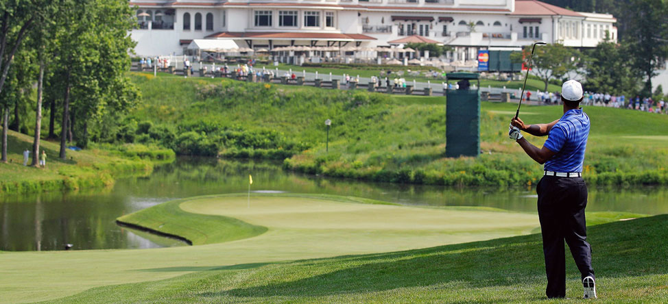 Tournament Hole of the Week: Quicken Loans National