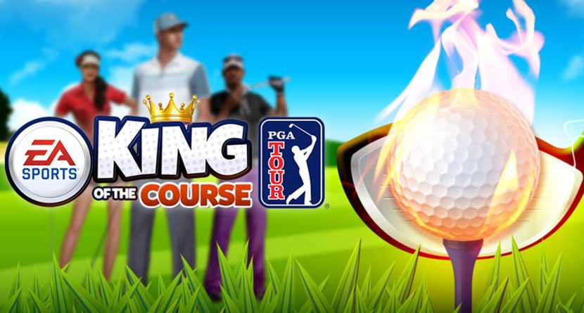 EA Sports Launches 'King of the Course' Mobile Game