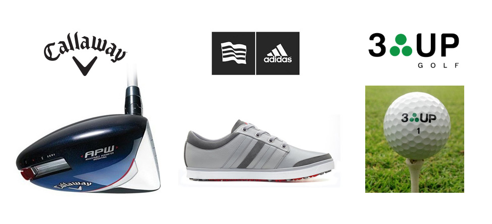 2014 Father's Day Gift Guide: Golf Gear
