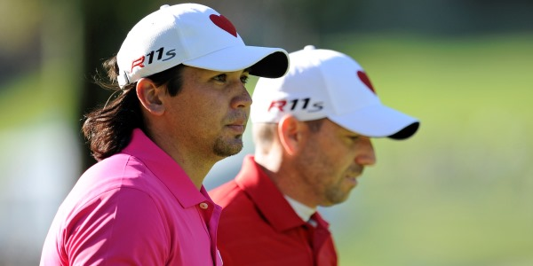Jason Day Sergio Garcia 600