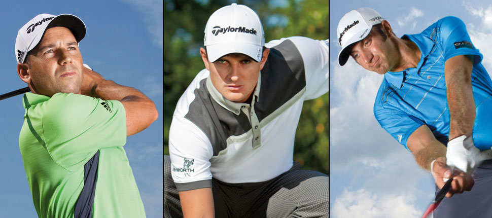 TaylorMade Scripting for 2014 U.S. Open