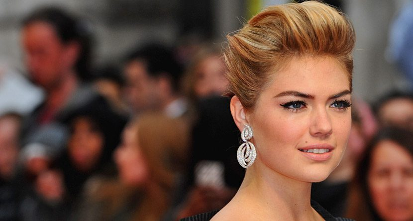 Kate Upton is Not Happy with Los Angeles Country Club