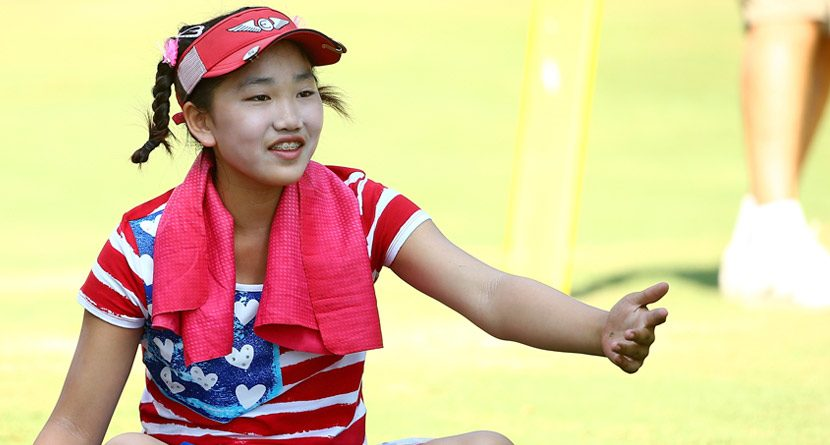 Lucy Li: Not Your Average 11-Year-Old