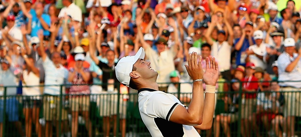 Martin Kaymer Goes Wire-To-Wire to Win 2014 U.S. Open