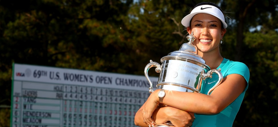 By the Numbers: Michelle Wie Wins 2014 U.S. Women's Open