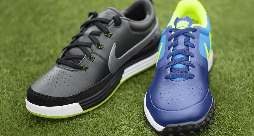 Nike Golf Introduces Lunar Waverly & Lunar Mont Royal Footwear