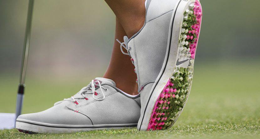 Nike Golf Reveals New Women's Lunar Adapt Shoe