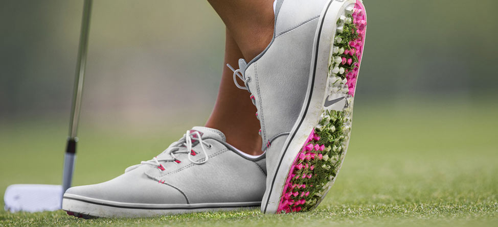 Nike Golf Reveals New Women's Lunar Adapt Shoe