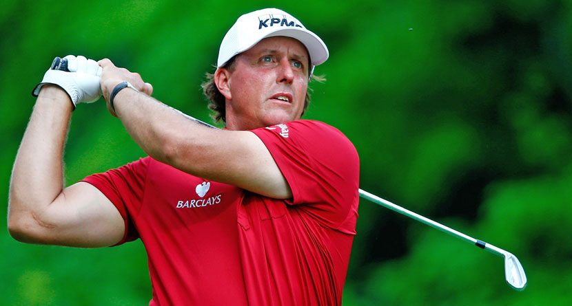 The Odds: Vegas Unfazed By Mickelson Probe